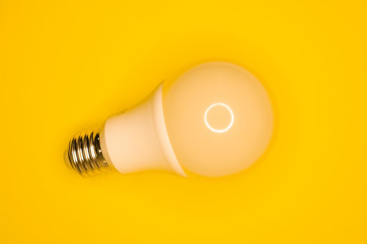 Extra besparen op je energierekening door ledverlichting te dimmen